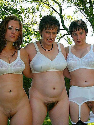 Mature women bras and naked nudist