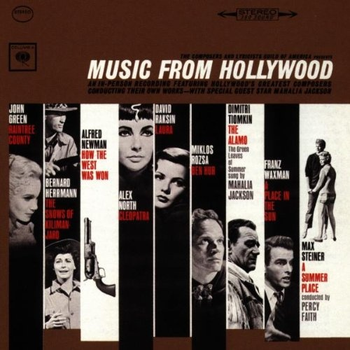 New hollywood music albums