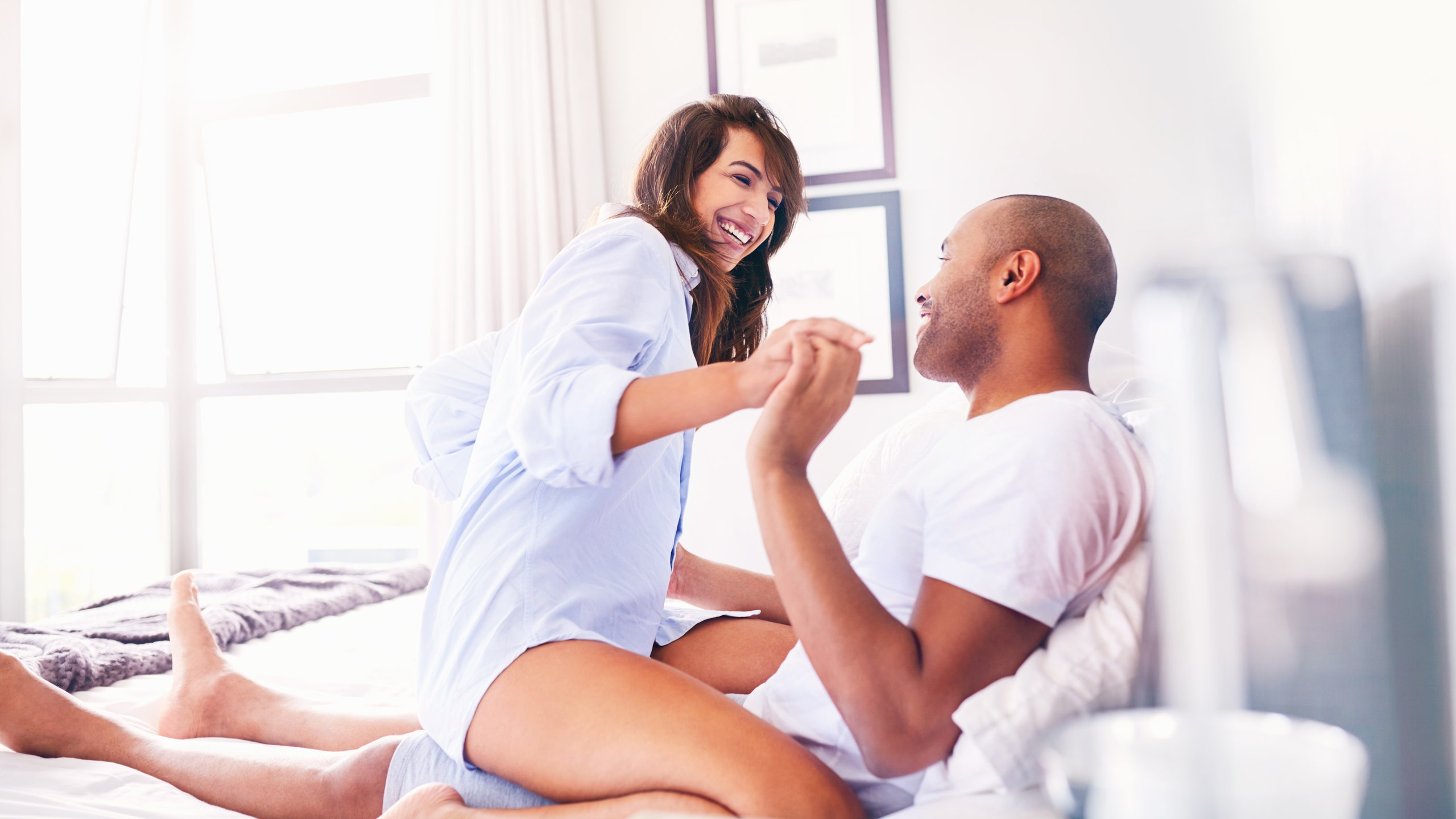 Sex nude boy sits on girl